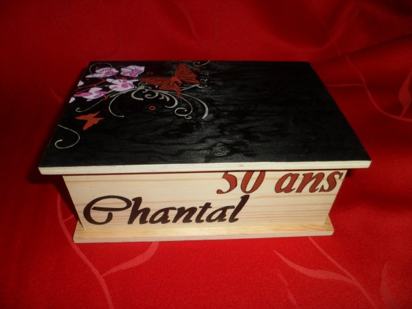CHANTAL 50 ANS :)
