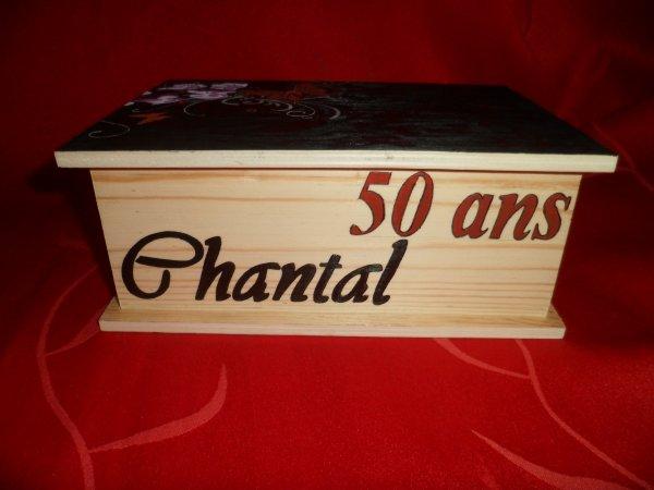 CHANTAL 50 ANS :)