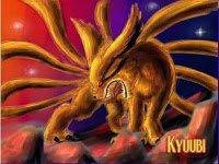 KYUBI VS GORILLE GEANT