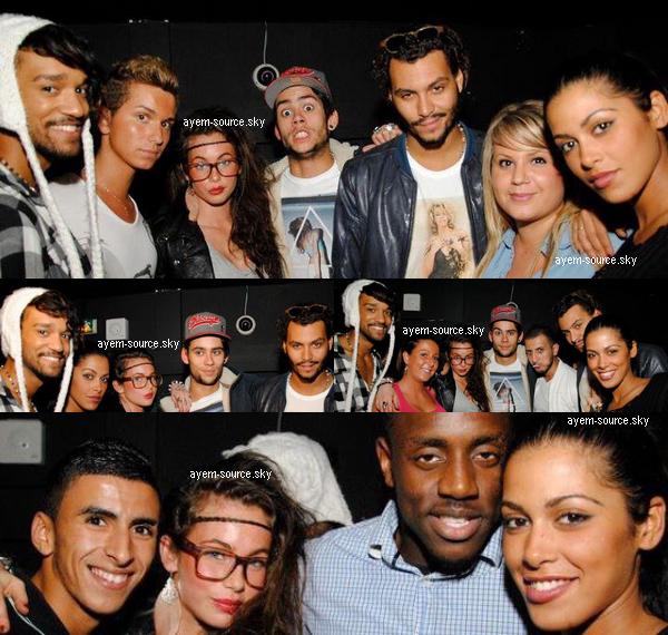 » Tournées des clubs • Photo d'Ayem au Vegas Pub