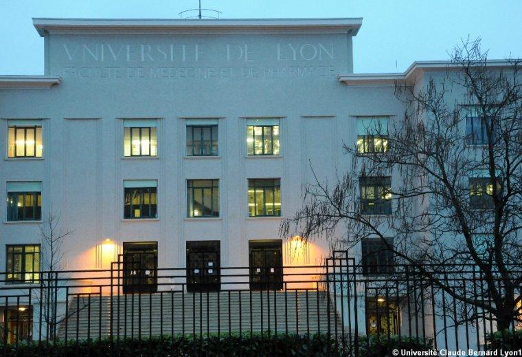 Journée porte ouverte de l'université de médecine de Lyon