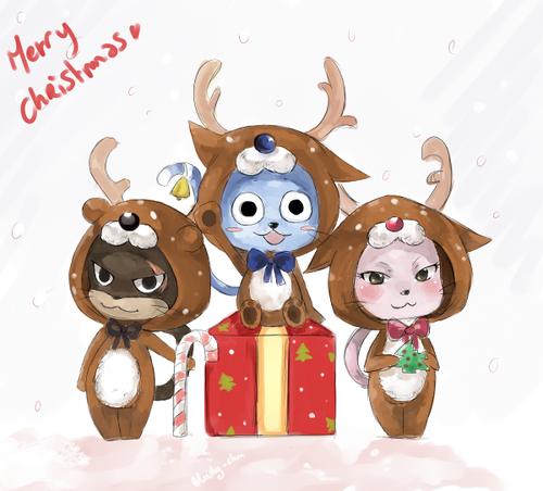 Oh un cadeau !