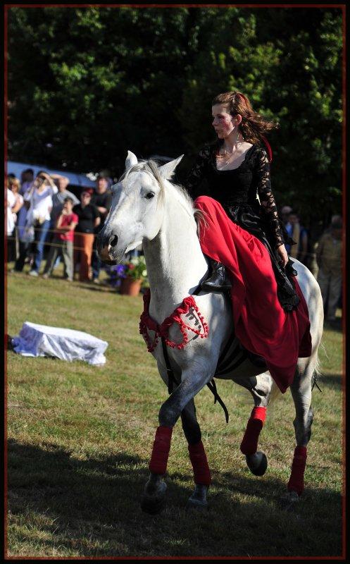 Fête du cheval des Bizots, Liberté
