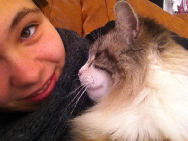 Mon chat, ma vie