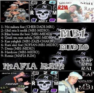 tasstaf bel 3arbia / R2M Remix mb1 midio mc (2011)