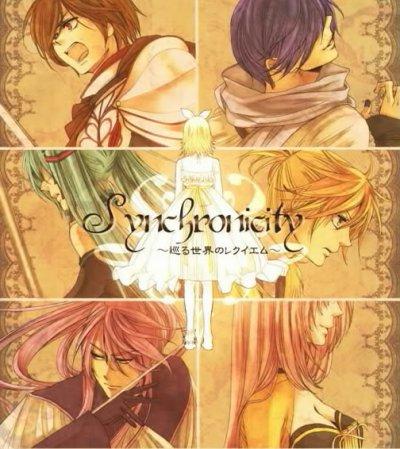 VOCALOID - Kagamine Rin,Len - 2- Synchronicity (2010)