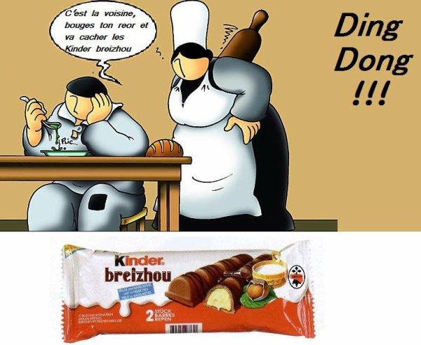 Le kinder Breton!!!!!!