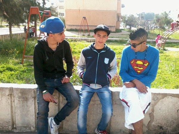 iSLaMP2T & Lil Yass & White LioN 2012  (2012)