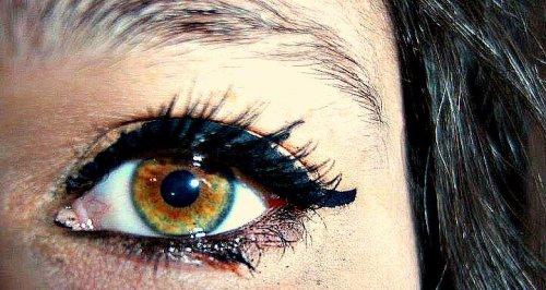 Mon oeil ;'o <3