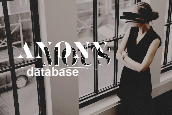AnonymousDatabase.
