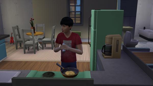 Les Sims: Les colocs de Paris #2
