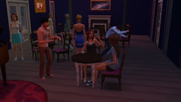 Les Sims : Les colocs de Paris #3