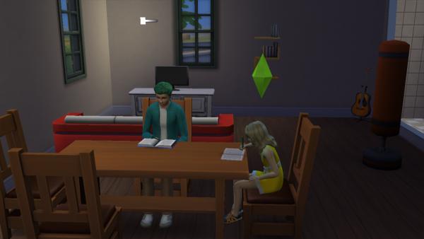 Les Sims : Roronoa Family #2