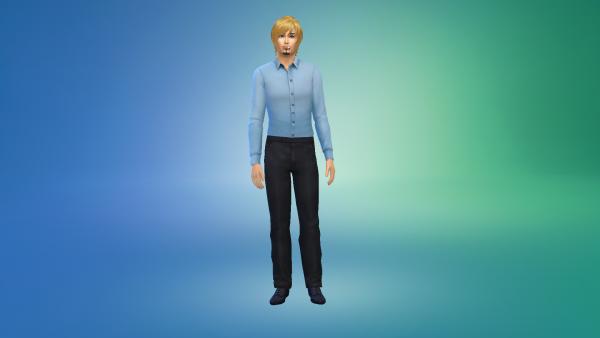 Les Sims : Blue Wynne