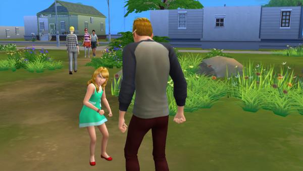 Les Sims : Les Mini-Vinsmoke #2