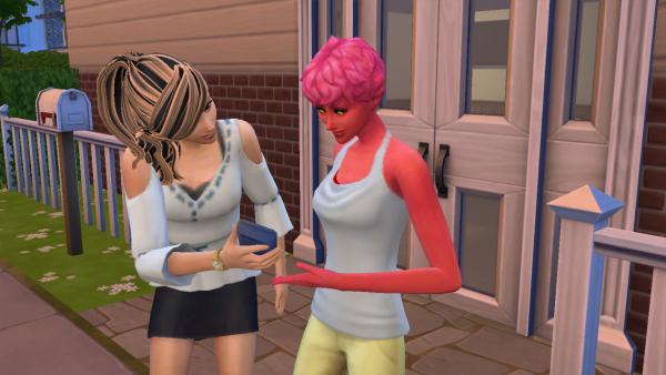 Les Sims: Les filles de MHA #3