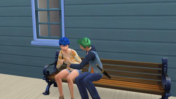 Sims: Mise à jour de Tim