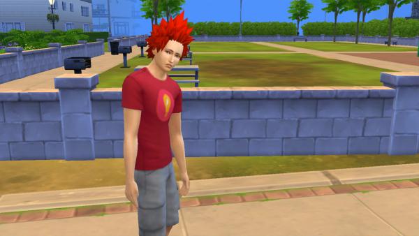 Les Sims: Les malheurs de Kirishima #1
