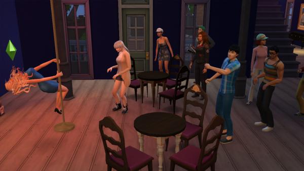 Les Sims: Le vrai visage de Junk #1