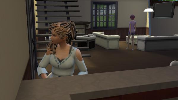 Les Sims : Ils ont fumé ! #1