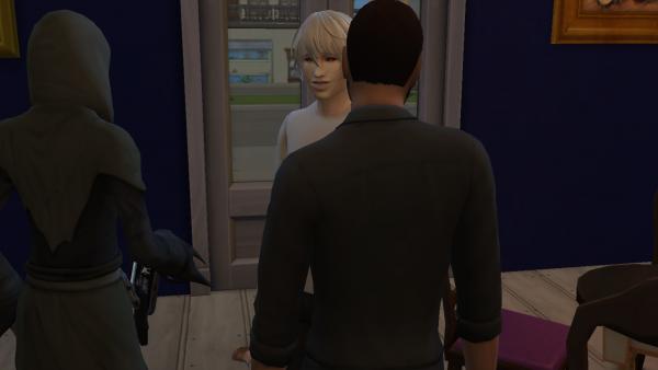 Les Sims: Petites meurtres (Kame #2)