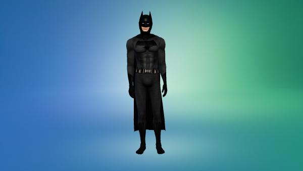Les Sims: BatFamily