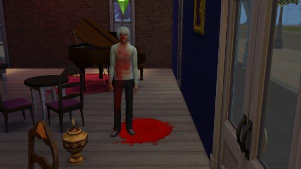 Les Sims: Petits meurtres (Kame & Yend #1)