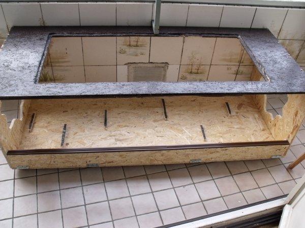 Fabrication d 39 une table basse terrarium blog de elaphes for Table basse fabrication maison