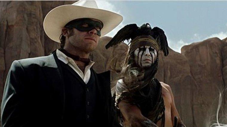 Lone Ranger, Naissance d'un héros (film)