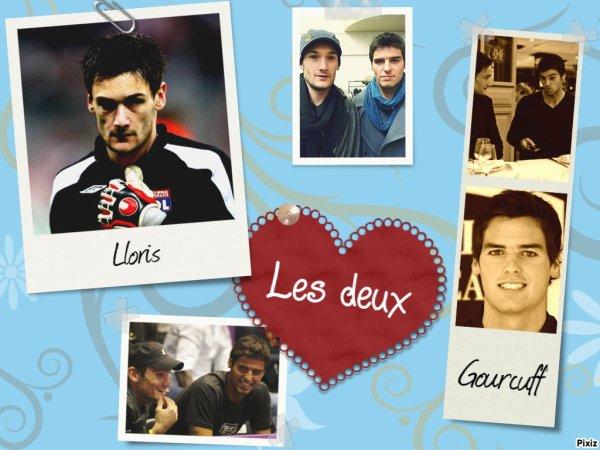 Lloris/Gourcuff