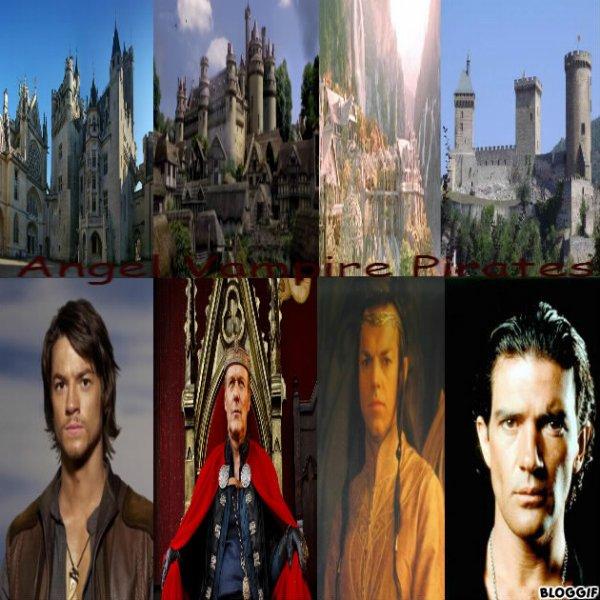 L'histoire d'une alliance de 4 royaumes