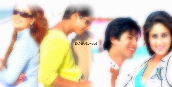 Shahid & kareena :(
