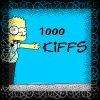 1000 Kiff Merci les gens =)