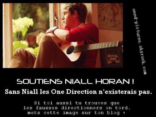 Soutien Niall♥