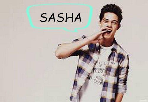 Jake et Sasha