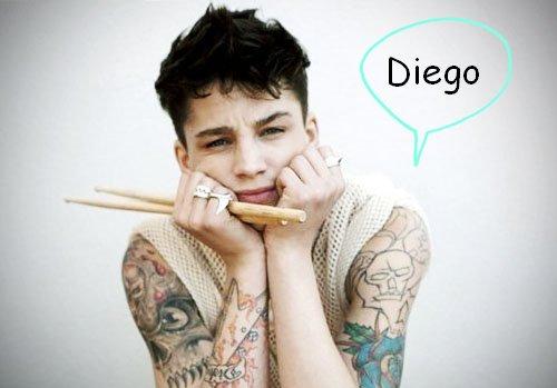 Diego et Steven