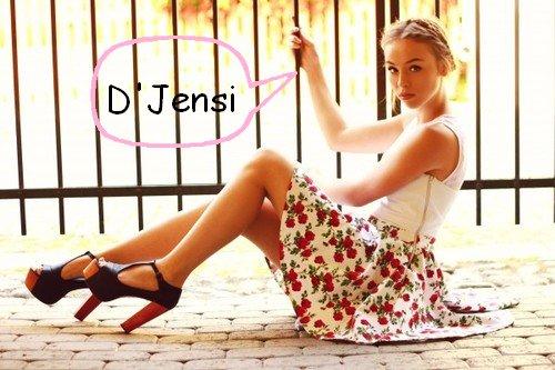 Jenna et D'Jensi