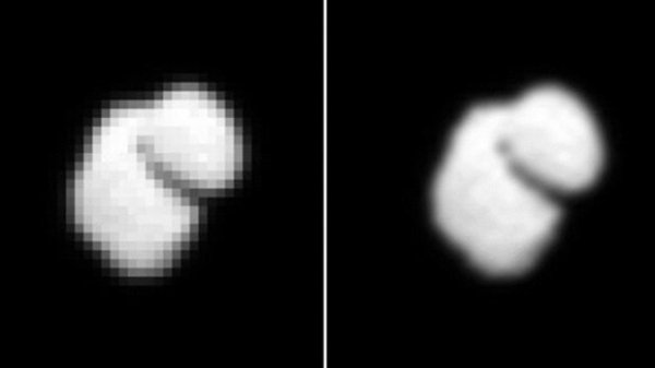 La sonde Rosetta nous surprend !