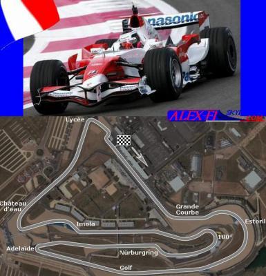 8éme Grand Prix de la saison 2007