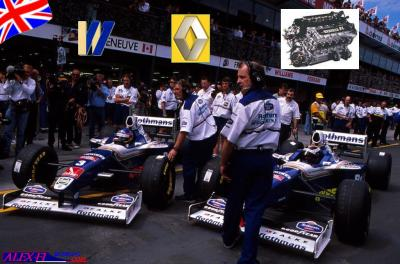 F1 de la semaine ...