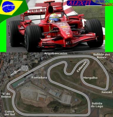 17éme Grand Prix de la saison 2007