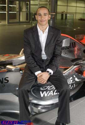Pour vous, le  meilleur pilote de cette année 2007 est Lewis Hamilton, il n'a pas gagné le titre cette saison.Mais por vous il fut le meilleur.