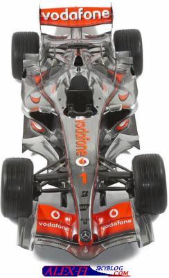 Pour vous, la plus belle F1 de cette année 2007 est la Mclaren, ils sont déclassés au championnat.Mais vous l'avez elu la plus belle F1 du plateau