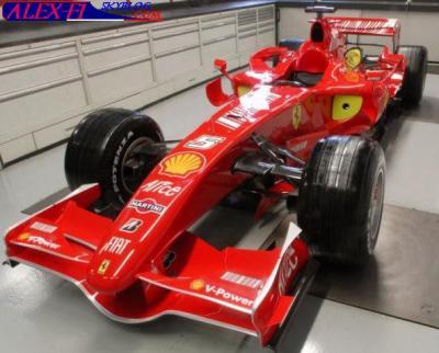 Pour vous, le meilleur design de cette année 2007 est la Ferrari, en plus du titre constructeur, vous l'avez elu meilleur design du plateau.