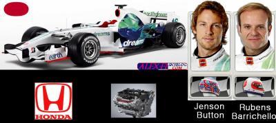 8] Honda RA108