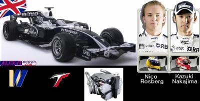 4] Williams Toyota FW30