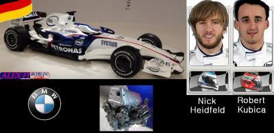 2] Bmw Sauber F1.08