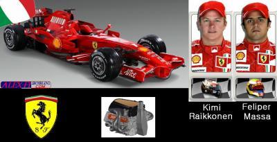 1] Ferrari F2008