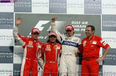 Résulats du 3° Grand Prix de Bahreïn