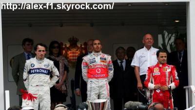 Résulats du 6° Grand Prix de Monaco